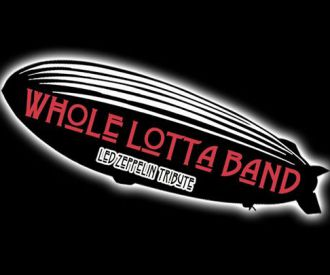 Whole Lotta Band - Tributo a Led Zeppelin