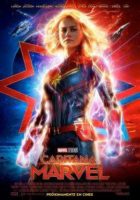 Cartel de la película Capitana Marvel