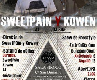 SweetPain y Kowen