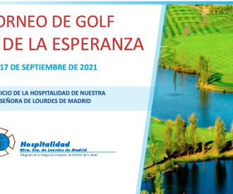 Torneo de Golf Tren de la Esperanza