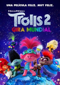 Cartel de la película Trolls 2: Gira mundial