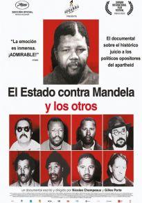 Cartel de la película El Estado contra Mandela y los otros