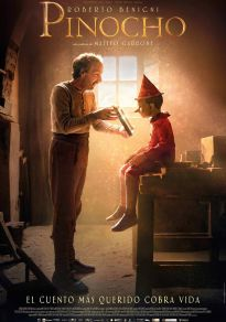Cartel de la película Pinocho (Cine)