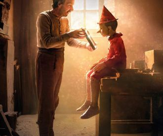 Entradas para Pinocho (Cine)