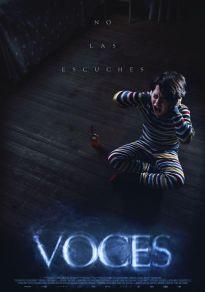 Cartel de la película Voces