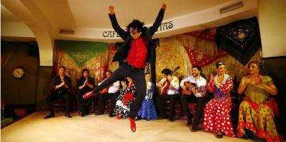 Cafe de Chinitas-Tablao Flamenco 3