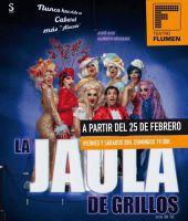 La Jaula de Grillos, el Musical 1