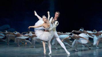 El Lago de los Cisnes - Ballet Nacional Ruso 5