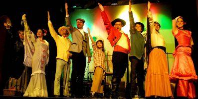 Agua, azucarillos y aguardiente, en Teatro Quevedo 1