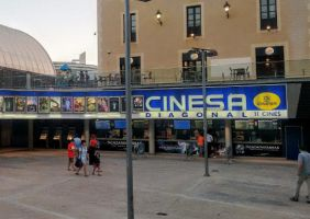 Cinesa Diagonal Mar 3D 3