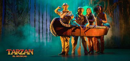 Tarzan el Musical 2