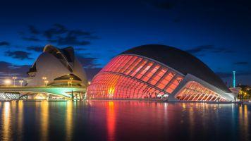 Ciudad de las Artes y las Ciencias 1