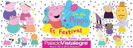Un Día con Peppa, El Festival 1