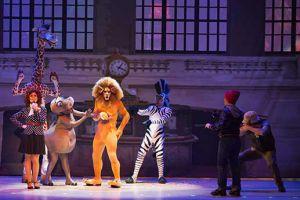 Madagascar, el musical 4