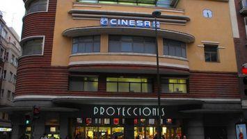 Cinesa Proyecciones 3D 5