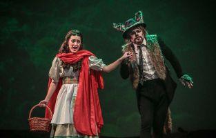 Caperucita Roja, el musical- Cía La Bicicleta 2