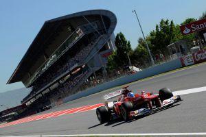 Gran Premio F1 de España 1