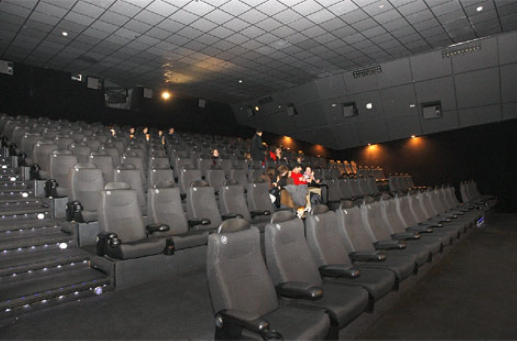 Cartelera De Yelmo Cines Icaria Barcelona
