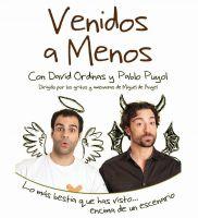 Venidos a Menos. Show Musical 1