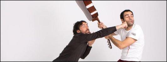 Venidos a Menos. Show Musical 2