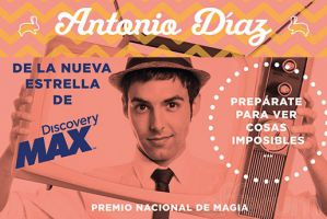 La gran ilusión - Antonio Díaz (el mago POP) 1
