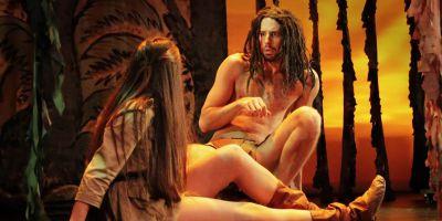 Tarzan el Musical 1