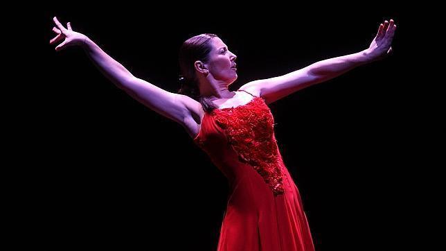 """Resultado de imagen de Sara Baras bailará en Tenerife las """"Sombras"""" con música de Ara Malikian"""