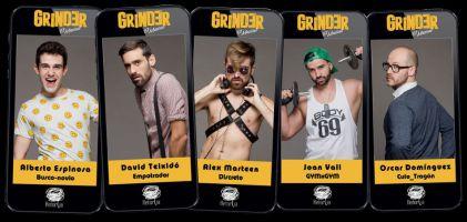 Grinder, el musical 2
