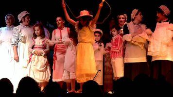 Agua, azucarillos y aguardiente, en Teatro Quevedo 3