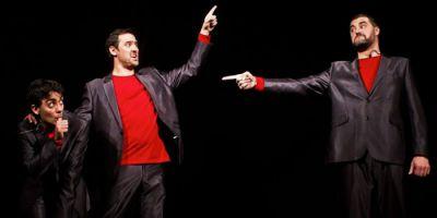 Corta el cable rojo - Salomon + Andrés + Ramos 1