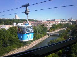 Teleférico de Madrid 1