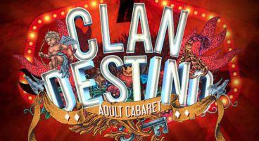 Clandestino - Adult Cabaret 1