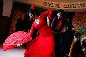 Cafe de Chinitas-Tablao Flamenco 2