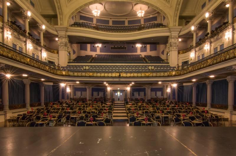 Teatre coliseum barcelona programaci n y venta de entradas - Teatro coliseum madrid interior ...