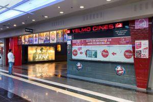 Yelmo Cines Baricentro 1