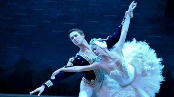 El Lago de los Cisnes - Ballet Nacional Ruso 1