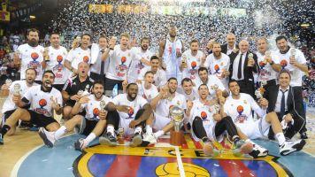 Real Madrid Baloncesto 2