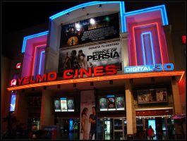 Yelmo Cines Plaza Mayor 1