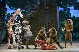 Madagascar, el musical 9