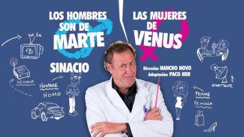 Los hombres son de Marte y las mujeres de Venus 1