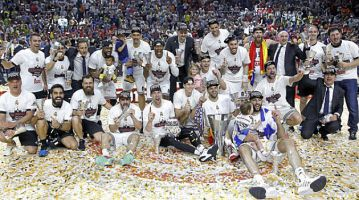 Real Madrid Baloncesto 1
