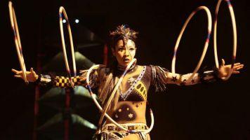 Totem - Circo del sol 5