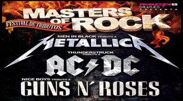 Festival de Tributos Masters of Rock 1
