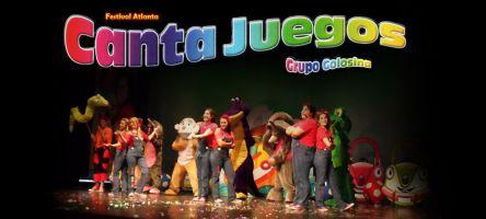 Canta Juegos - Grupo Golosina 1