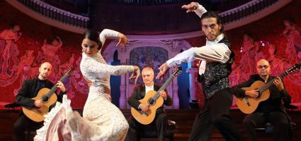 Barcelona Guitar Trío & Dance 3