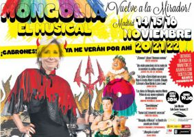 Mongolia, el musical 1