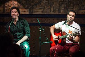 Venidos a Menos. Show Musical 4