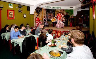 Cafe de Chinitas-Tablao Flamenco 1