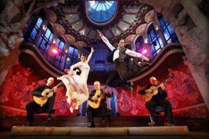 Barcelona Guitar Trío & Dance 1
