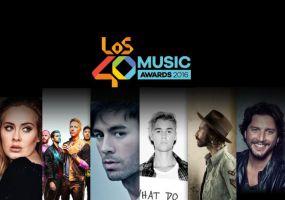 Los40 Music Awards 2017 2